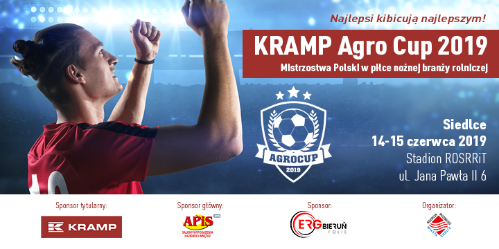KRAMP AGRO CUP 2019